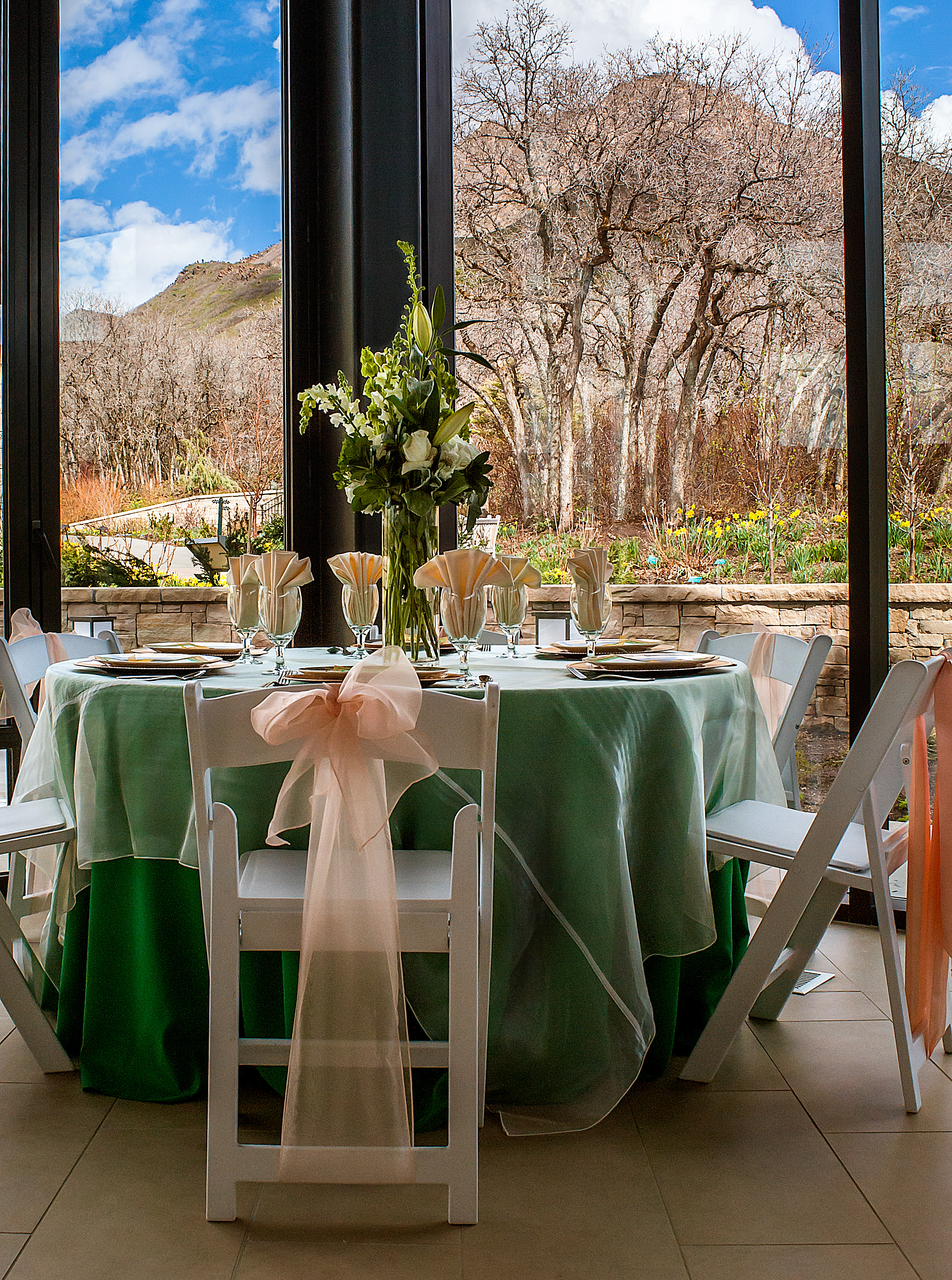 Emerald Elegance – Inside The Rose House at Red Butte Garden and ...
